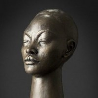 Contemplation   Small Bronze  Edition of 5