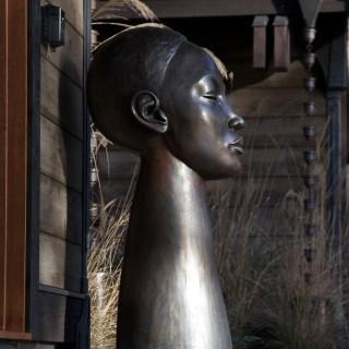 Contemplation Large Bronze